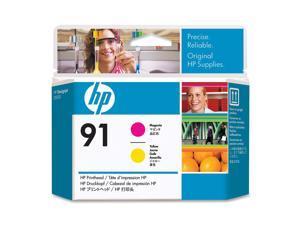 HP 92 (C9461A) Printhead For HP Designjet Z6100 Printer series Magenta & Yellow