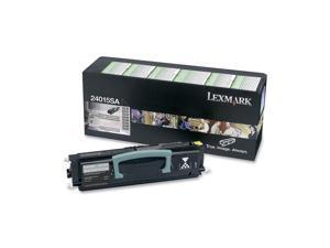 Lexmark 24015SA Return Program Toner Cartridge - Black