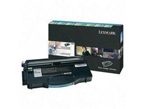 Lexmark 12015SA Return Program Toner Cartridge - Black