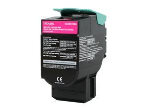 Lexmark C540H1MG Return Program Toner Cartridge - Magenta