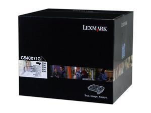 LEXMARK C540X71G C540, C543, C544, X543, X544 Imaging Kit Black