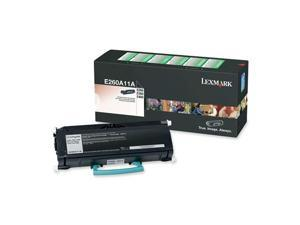 Lexmark E260A11A Return Program Toner Cartridge - Black