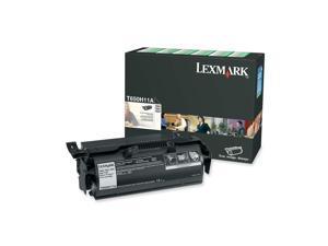 Lexmark T650H11A High Yield Return Program Toner Cartridge - Black