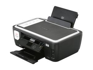 LEXMARK Intuition S505 Up to 33 ppm Black Print Speed 4800 x 1200 dpi Color Print Quality Wireless InkJet MFC / All-In-One Color Printer