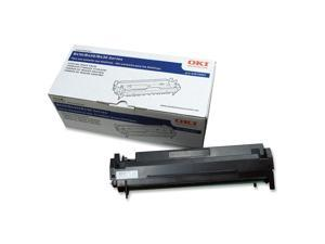 Oki Data 43979001 Drum Unit 25,000 page yield for B410, B420, B430, MB460, MB470, MB480; Black