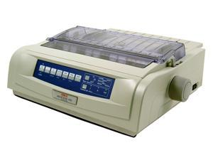 OKIDATA MICROLINE 490 (62418901) - Parallel, USB 24 pin 120V Up to 475cps 360 x 360 Dot Matrix Printer