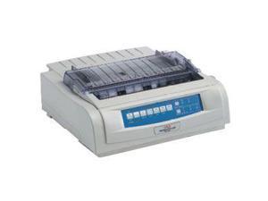 OKIDATA MICROLINE 421n (62418803) - Parallel, USB 9 pin 120V Up to 570cps 240 x 216 Dot Matrix Printer