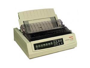 OKIDATA MICROLINE 391 Turbo (62412001) - Parallel, USB 24 pin 120V Dot Matrix Printer