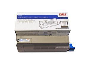 MB472 MB562 Printers B512dn MB492 Supply Spot 2 PK High Yield Compatible Replacement for Okidata 45807105 Black Toner for B412dn B432dn