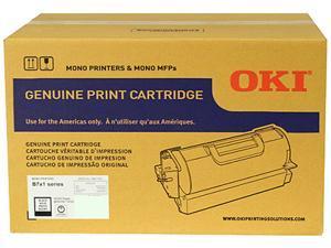 Oki Data 45488901 High Yield Toner Cartridge - Black