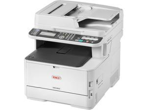 Oki Data MC363dn (62447601) Duplex USB / Ethernet Multifunction Color Laser Printer
