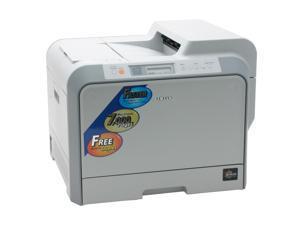 Samsung CLP-510N Workgroup Up to 25 ppm 1200 dpi Color Print Quality Color Laser Printer
