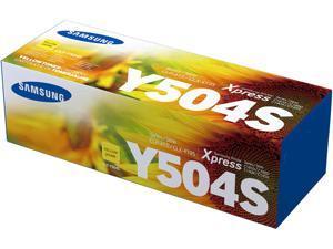 Samsung CLT-Y504S Toner Cartridge - Yellow