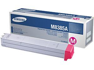 SAMSUNG CLX-M8385A/SEE Toner Cartridge 15000 Pages Yield; Magenta
