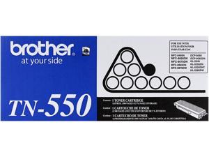 Brother TN550 Toner Cartridge - Black