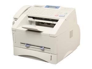 Brother IntelliFAX FAX4750E (4750E) 33.6Kbps B/W Laser Technology High Speed Business Class Fax / Phone / Copier