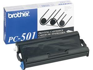 Brother PC501 Print Cartridge - Black