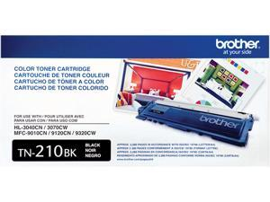 Brother TN210BK Toner Cartridge - Black