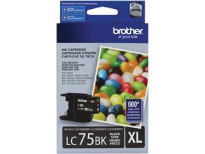 Brother LC75BK High Yield Innobella Ink Cartridge - Black