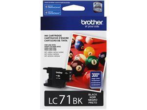 Brother LC71BK Innobella Ink Cartridge - Black