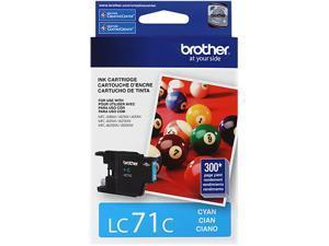 Brother LC71C Innobella Ink Cartridge - Cyan