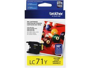 Brother LC71Y Innobella Ink Cartridge - Yellow