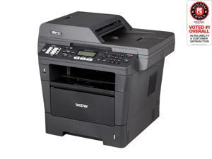 Brother MFC-8710DW High Speed All-In-One Laser Printer with Wireless Networking and Duplex Printing