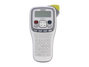 Brother P-touch PT-H100 Thermal Transfer Printer 20.00 mm / sec. 180 dpi Easy, Handheld Label Maker