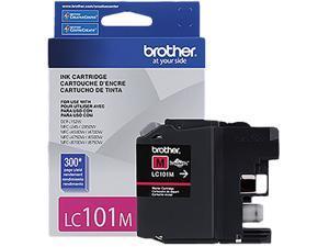 Brother LC101M High Yield Innobella Ink Cartridge - Magenta