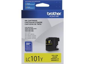 Brother LC101Y High Yield Innobella Ink Cartridge - Yellow