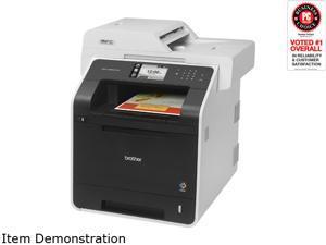 Brother MFC-L8850CDW Duplex 2400 x 600 DPI Wireless/USB Color Laser Printer