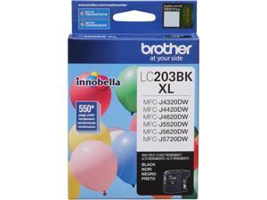 Brother LC203BK High Yield Innobella Ink Cartridge - Black