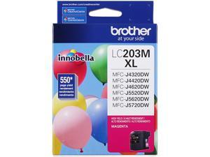 Brother LC203M High Yield Innobella Ink Cartridge - Magenta