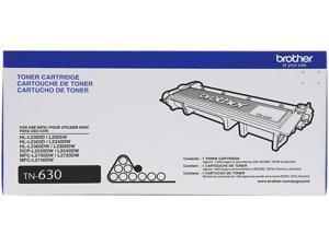 Brother TN630 Toner Cartridge - Black