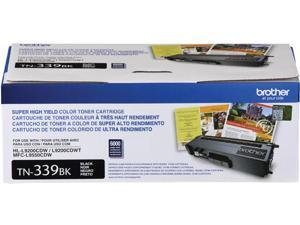 Brother TN339 Extra High Yield Toner Cartridge - Black