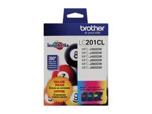 Brother LC2013PKS Innobella Ink Cartridge - Combo Pack - Cyan/Magenta/Yellow