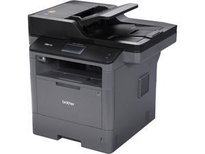 Brother MFC-L5900DW Wirelss Duplex All-in-One Monochrome Laser Printer
