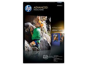 "HP Q6638A Photo Paper 4"" x 6"" - Glossy - 100 / Pack - Glossy"