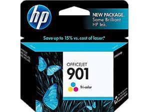 HP 901 Ink Cartridge - Cyan/Magenta/Yellow