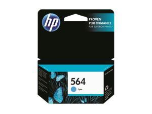 HP 564 Ink Cartridge - Cyan