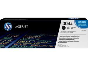 HP 304A LaserJet Toner Cartridge - Black