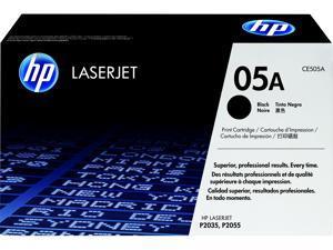 HP 05A LaserJet Toner Cartridge - Black