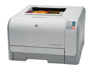 HP LaserJet CP1215 CC376AR Personal Up to 12 ppm 600 x 600 dpi Color Print Quality Color Laser Printer