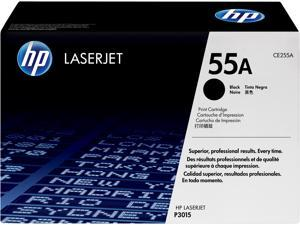HP 55A LaserJet Toner Cartridge - Black