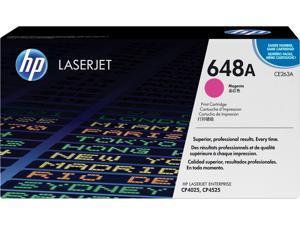HP 648A LaserJet Toner Cartridge - Magenta