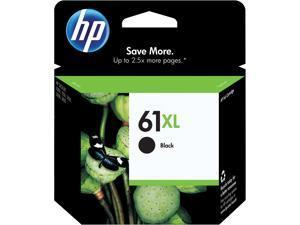 HP 61XL High Yield Ink Cartridge - Black