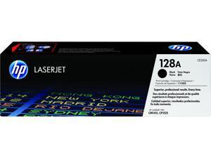 HP 128A LaserJet Toner Cartridge - Black