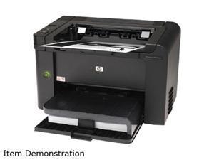 HP LaserJet Pro P1606DN CE749AR#BGJ Workgroup Up to 26 ppm Monochrome Laser Printer