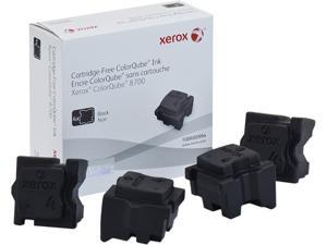 Xerox 108R00994 Solid Ink - 4 Sticks - Black
