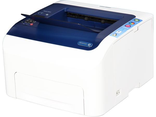 Xerox Phaser 6022/NI Wireless Color Laser Printer, Up to 31 ppm, USB/Ethernet And Wireless